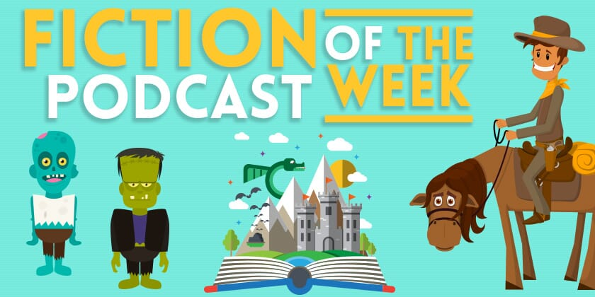 The Strange Recital   Fiction Podcast of the Week