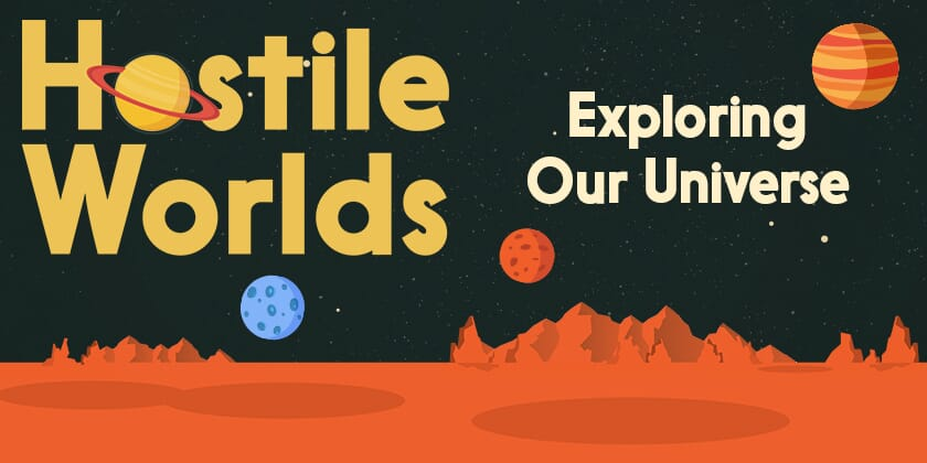 Introducing the Hostile Worlds Podcast